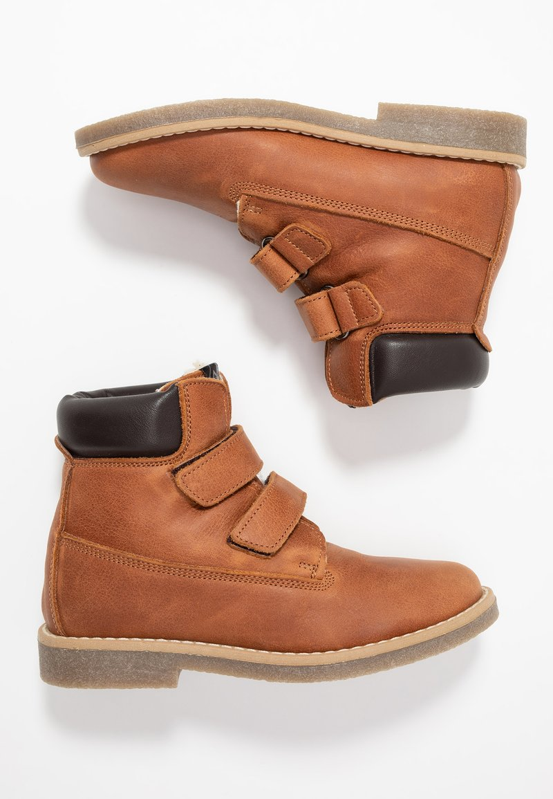 shoeb76 - Classic ankle boots - cognac