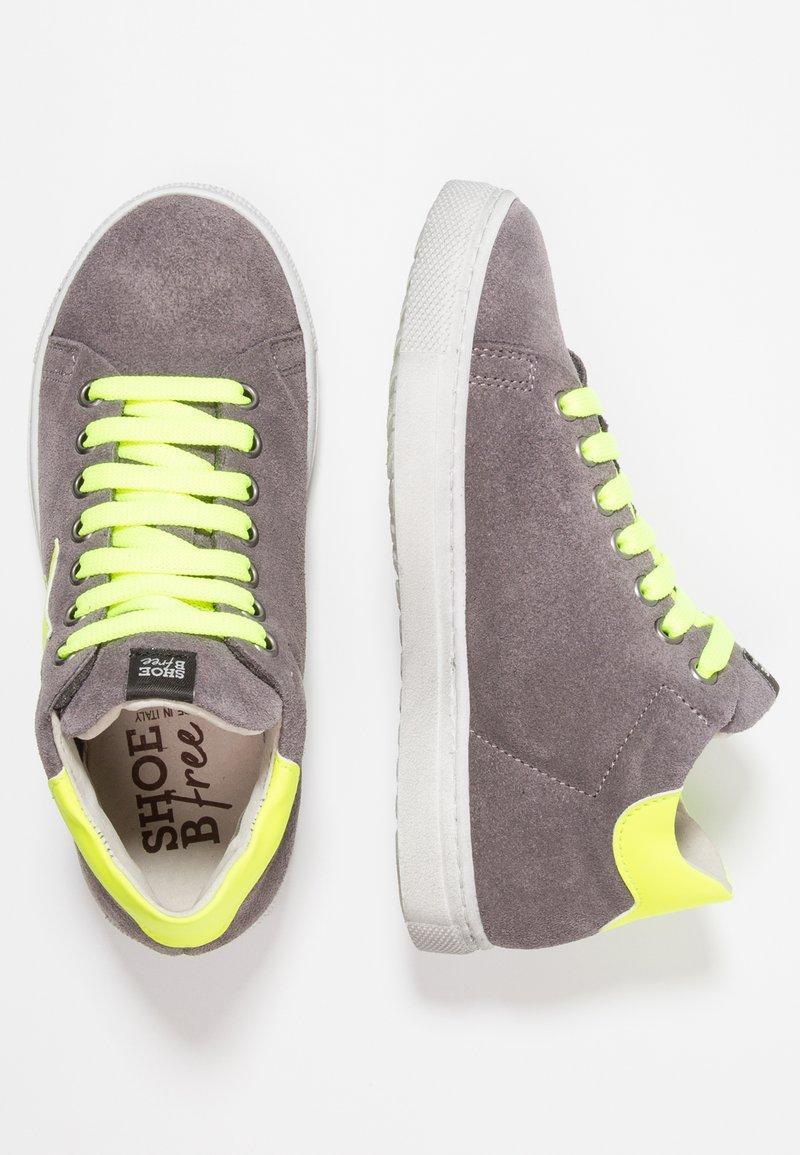 shoebfree - ART - Sneakers laag - dark grey
