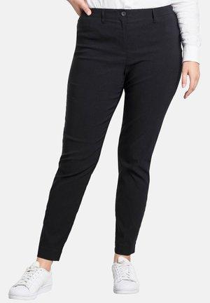 BENGALIN - Trousers - black