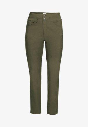 HOSE - Pantaloni - dark khaki