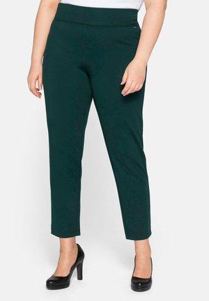 Trousers - tiefgrün