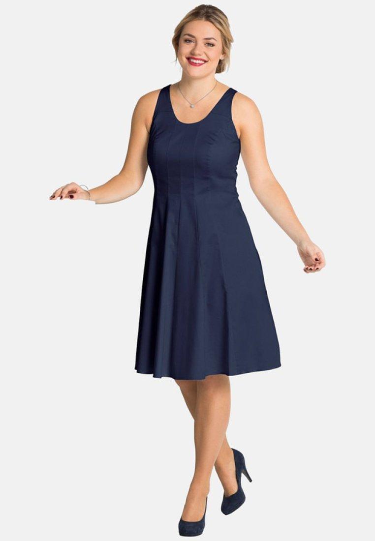 Sheego - Day dress - dark blue
