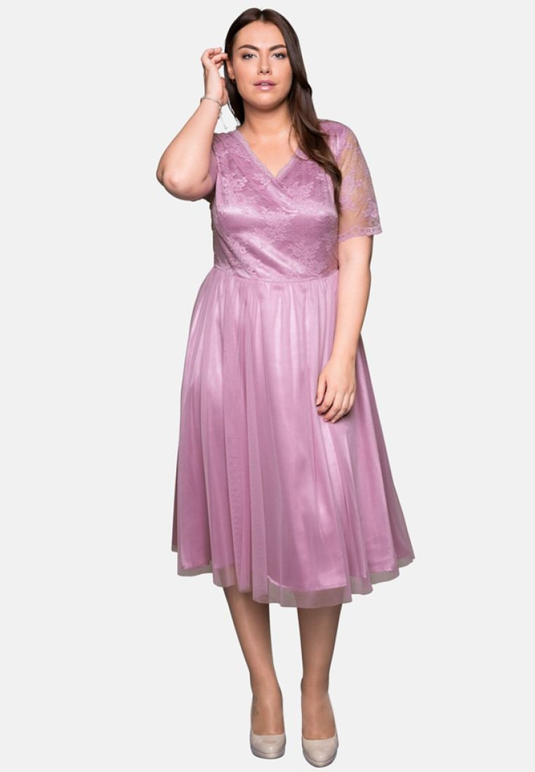Sheego - Cocktail dress / Party dress - hellmauve