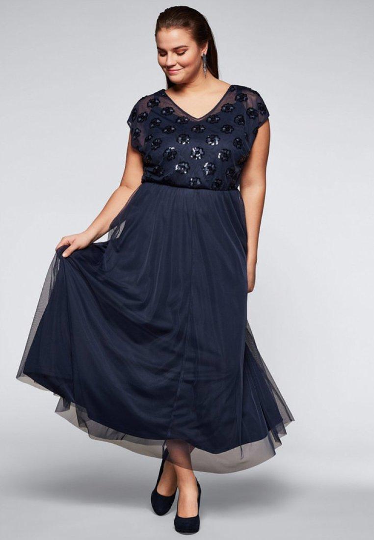 Sheego - Cocktail dress / Party dress - marine