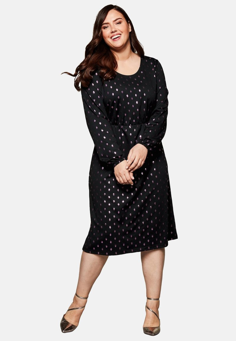 Sheego - Day dress - black