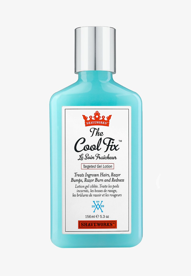 Shaveworks - THE COOL FIX TARGETED GEL LOTION 156ML - Usuwanie owłosienia - -