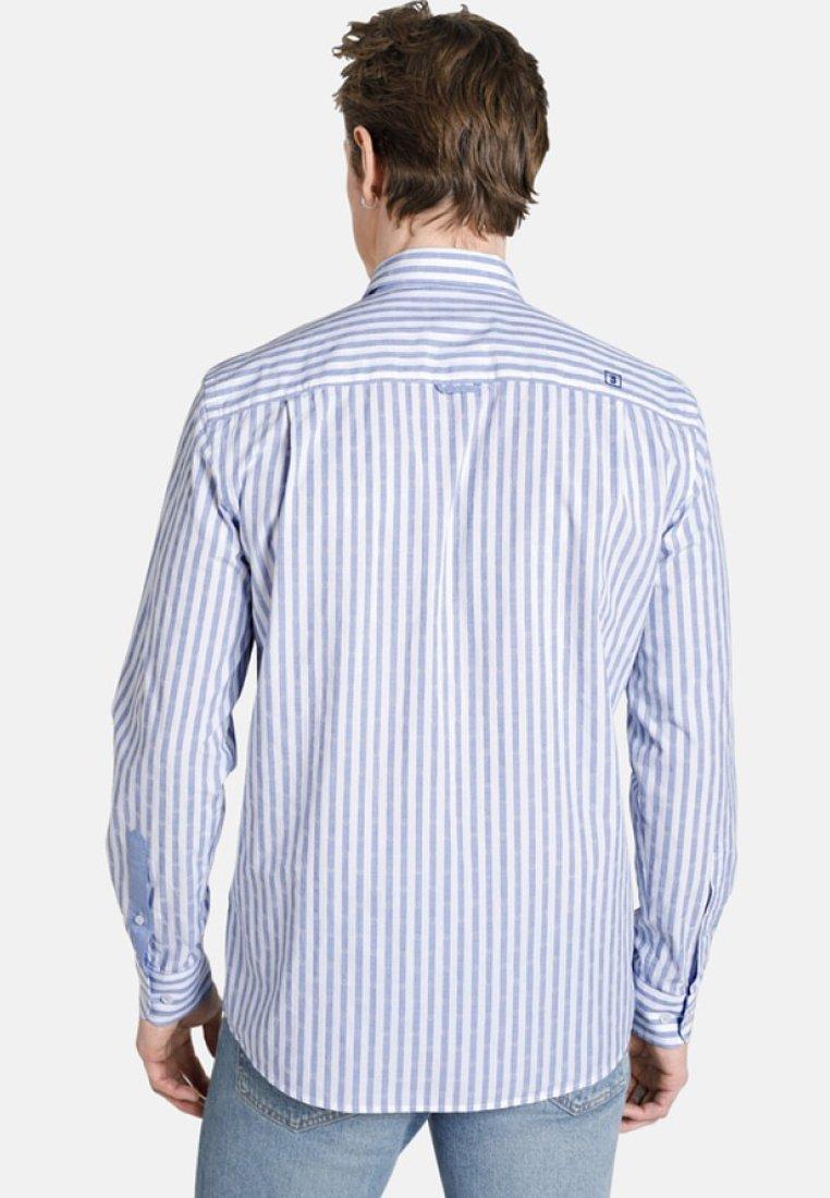 SHIRTMASTER - HELLO SAILOR - Shirt - light blue