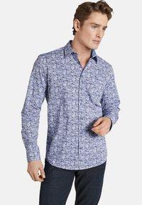 SHIRTMASTER - Overhemd - blue - 0