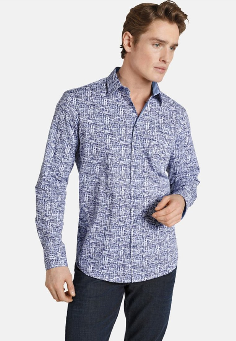 SHIRTMASTER - Overhemd - blue