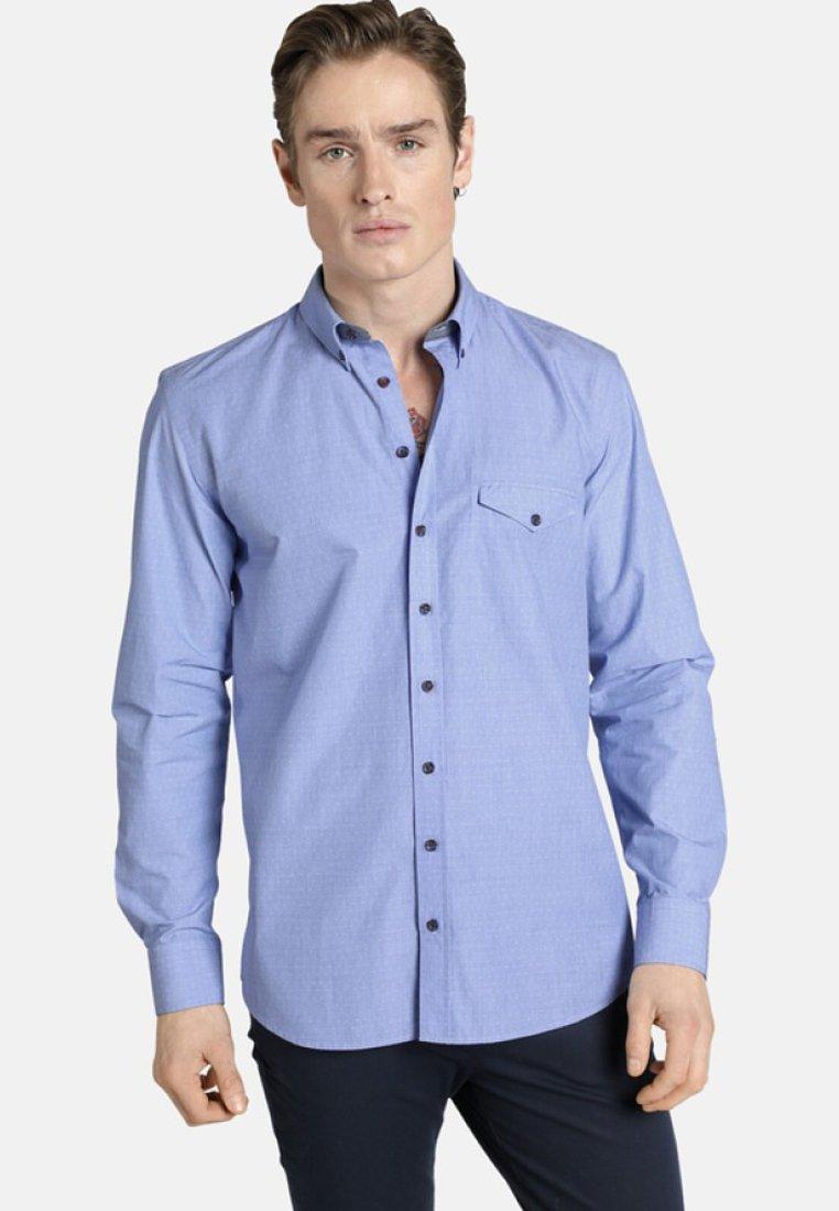 SHIRTMASTER - LIGHT BLUE DELUXE - Shirt - light blue