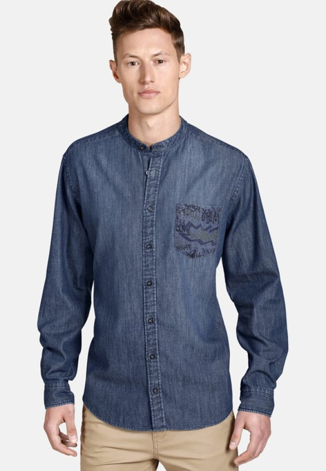 FUNKYDENIM - Shirt - blue