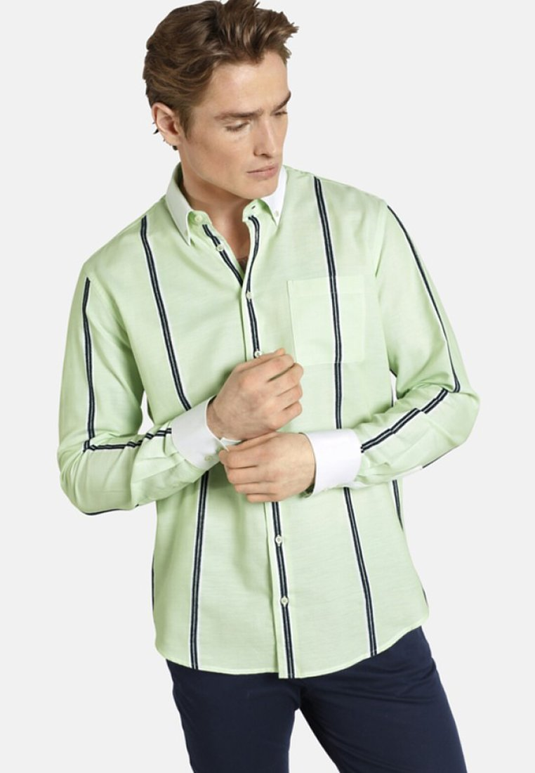 SHIRTMASTER - GREENMELON - Shirt - bright green