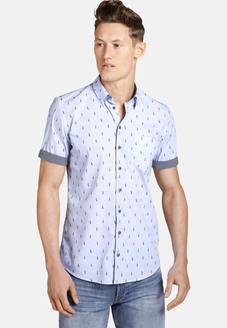 SHIRTMASTER - THEWANDERER - Shirt - light blue