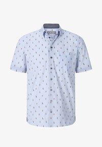 SHIRTMASTER - THEWANDERER - Shirt - light blue - 4