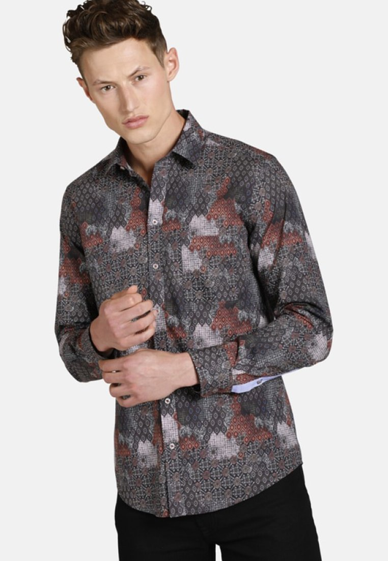 Shirtmaster Multi Multi coloured RushofcolourChemise dtrsChQ