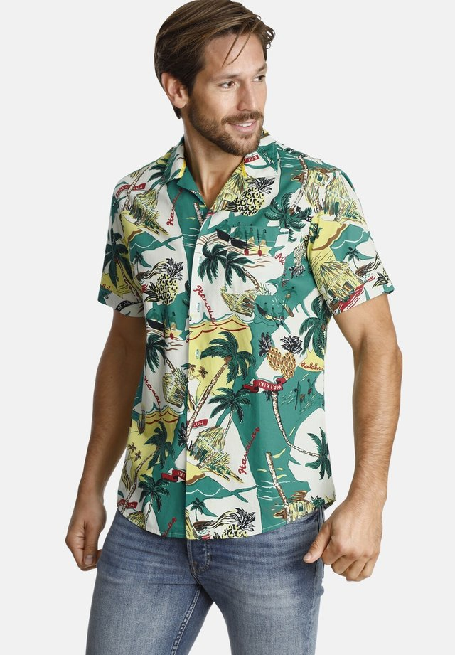 SOUNDOFWATER - Shirt - green