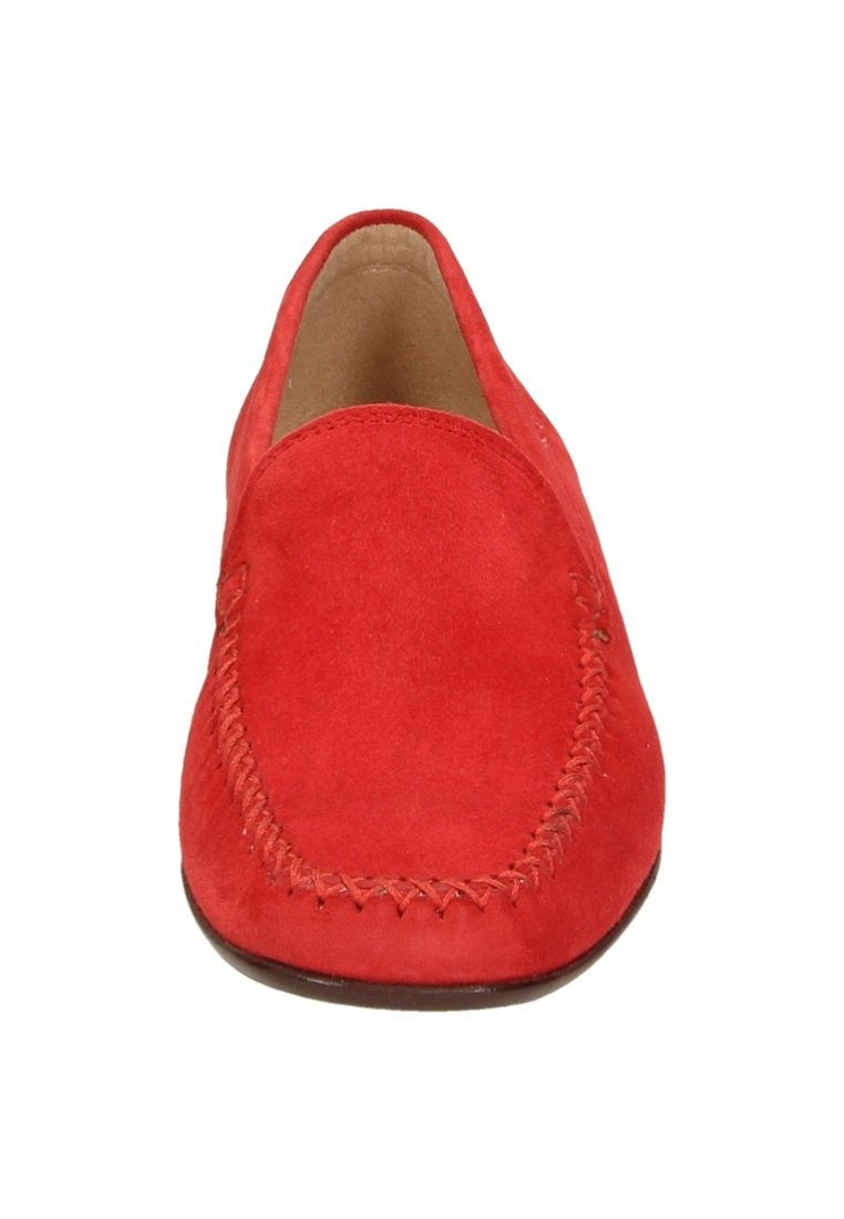 Sioux CAMPINA - Slipper - red dRfmWc