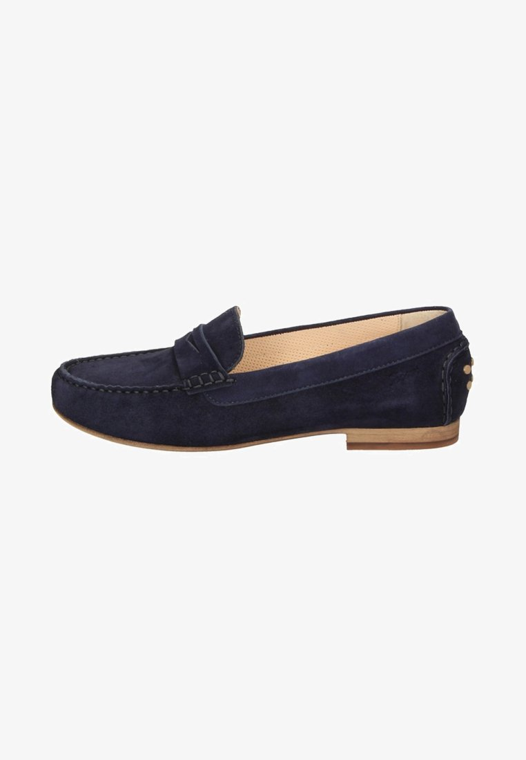 Sioux - Smart slip-ons - blue