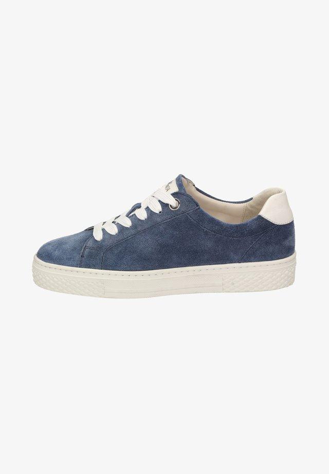 SOMILA - Sneaker low - blue