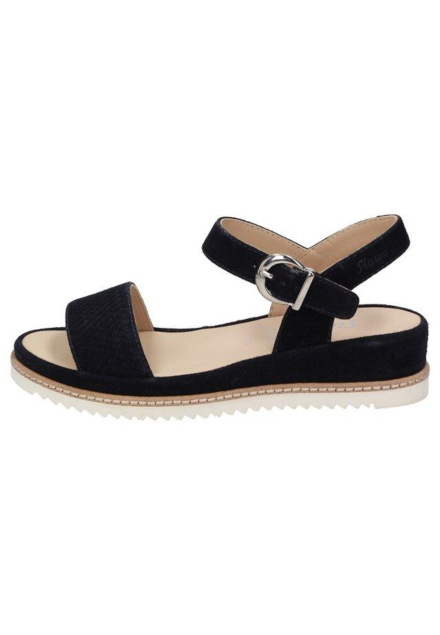 ACHARA - Sandals - blau