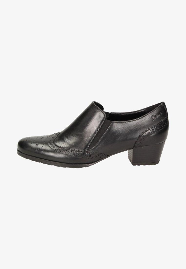 Sioux - FEREILA - Classic heels - black