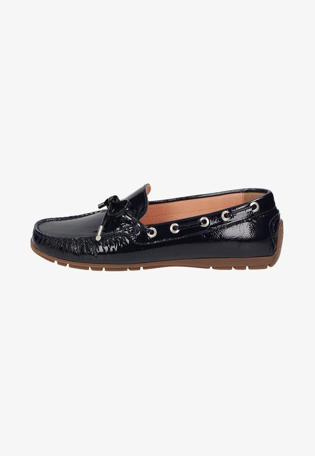 CARMONA - Chaussures bateau - blue