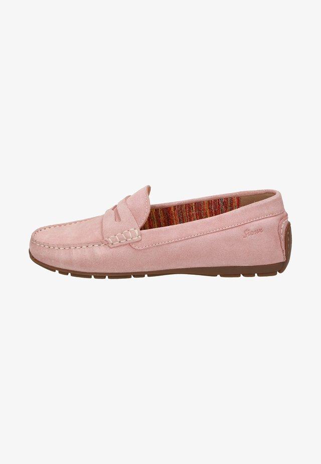 Slip-ons - pink