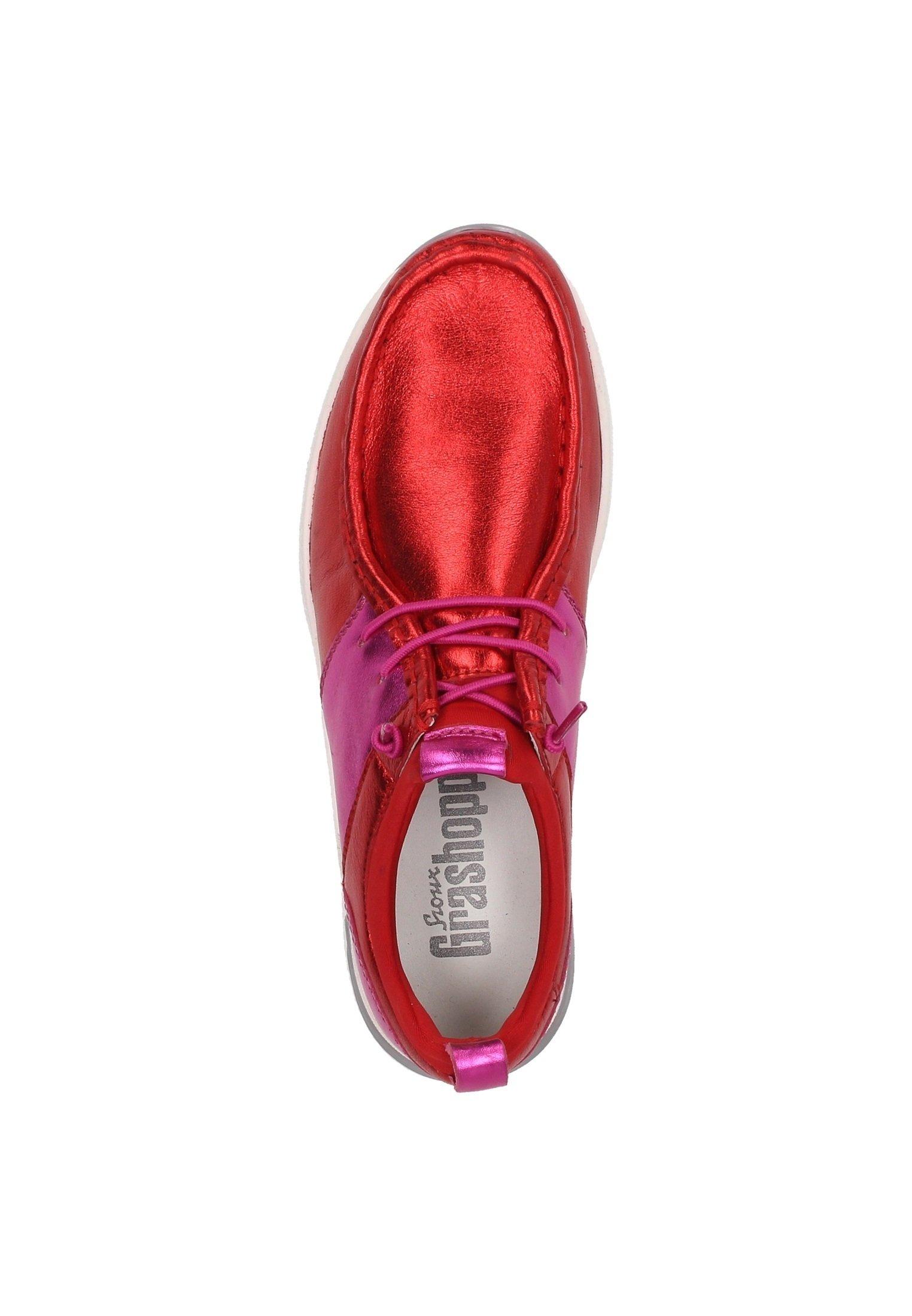 Sioux Sneaker low - red IVYHgj