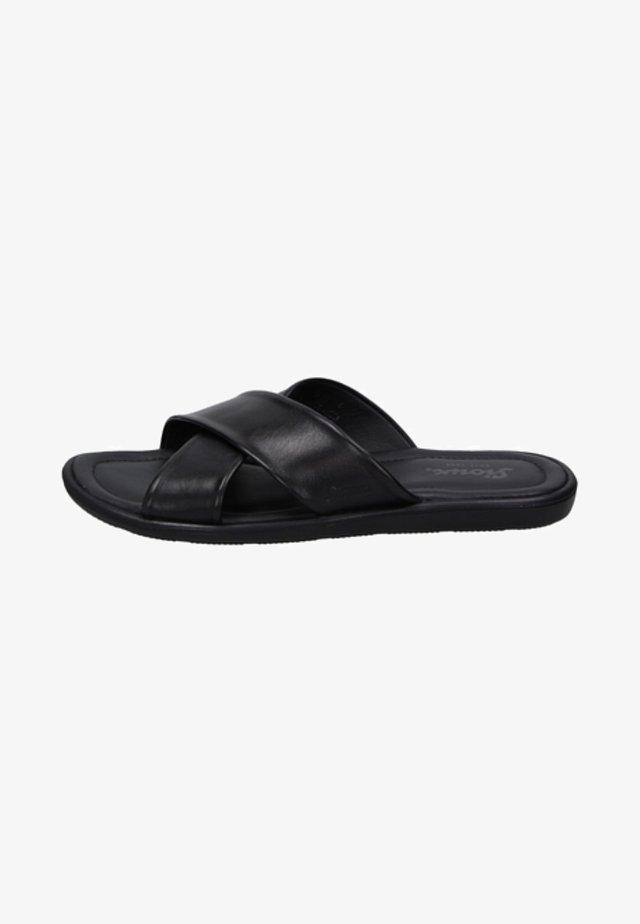 MINAGO - Sandals - black