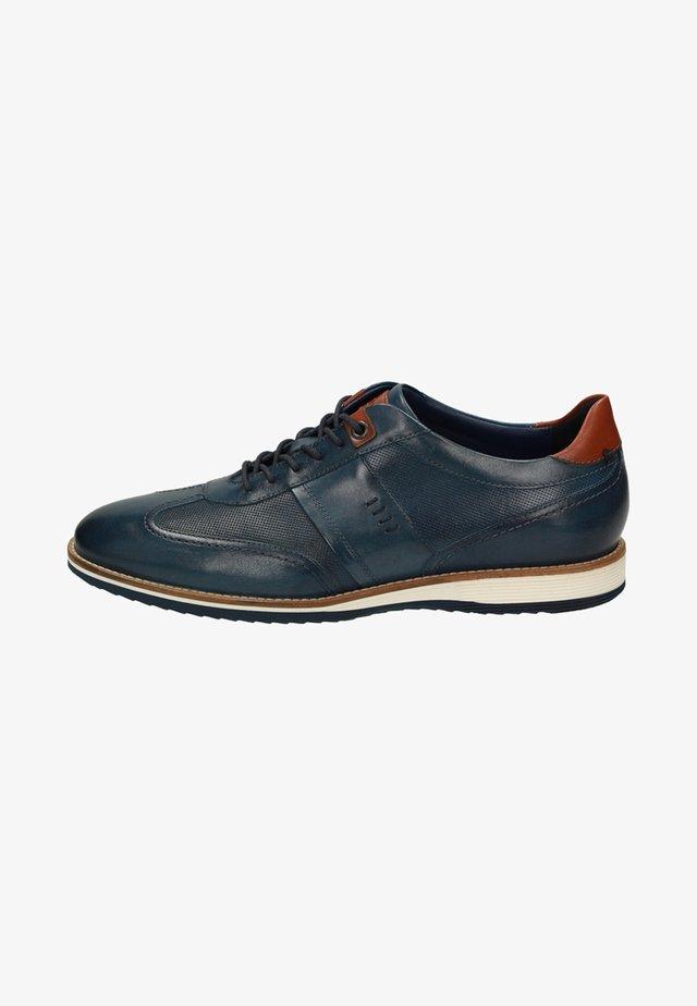 QUINTERO - Casual lace-ups - blue