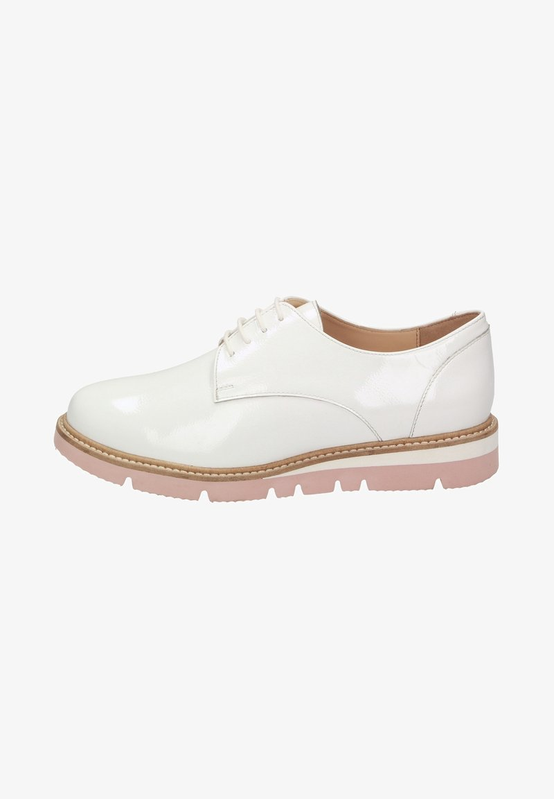Sioux - Lace-ups - white