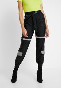 Sixth June - Teplákové kalhoty - black - 0