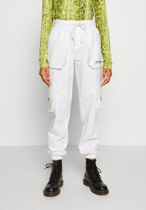 PANTS - Bukse - white