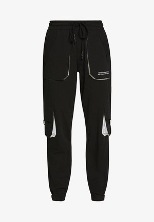 PANTS - Pantaloni - black