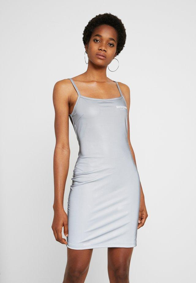 REFLECTIVE - Day dress - grey