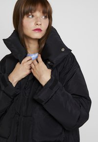 Sixth June - OVERSIZE PUFFER WITH FRONT POCKETS - Winter coat - black - 3