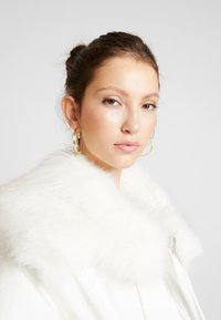 Sixth June - JACKET WITH DOUBLE POCKET AND ON THE HOOD - Talvitakki - white - 3