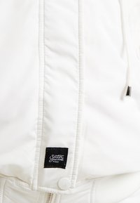 Sixth June - JACKET WITH DOUBLE POCKET AND ON THE HOOD - Talvitakki - white - 6