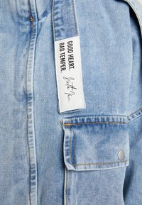 Sixth June - JACKET LINING INSIDE - Denim jacket - blue - 4