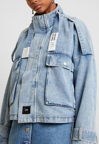 Sixth June - JACKET LINING INSIDE - Denim jacket - blue - 6