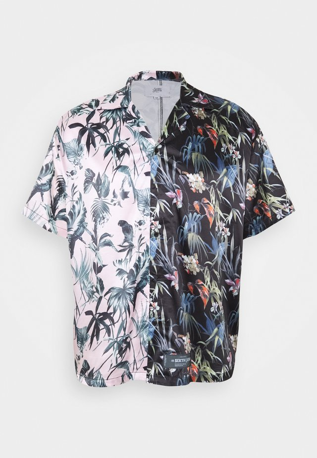 JUNGLE HALF - Shirt - pink
