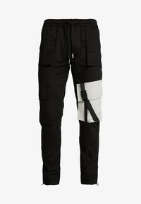 Sixth June - JOGGER MULTIPOCKET - Bojówki - black - 4
