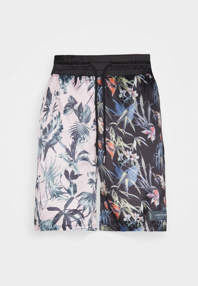 JUNGLE HALF - Shorts - pink