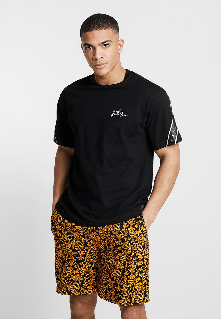 Sixth June - BAND IN BACK - T-Shirt print - black