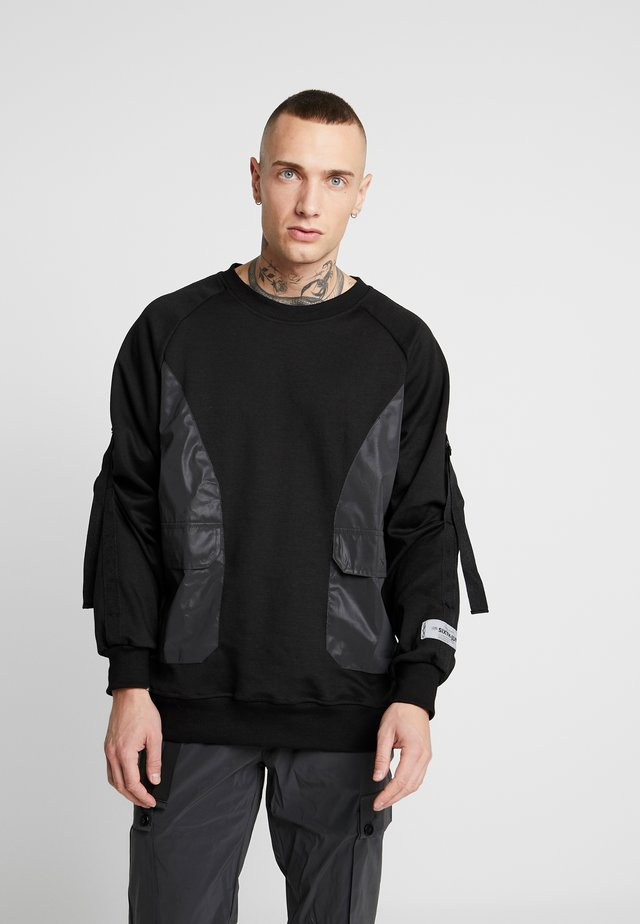 CARGO - Sweatshirts - black