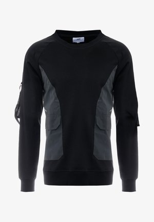 CARGO - Sweatshirt - black