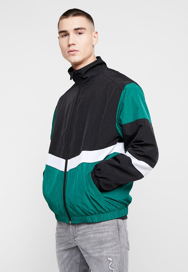 Sixth June - TRICOLOR REFLECTIVE JACKET - Training jacket - black