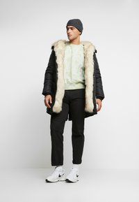 Sixth June - WITH FUR ALL AROUND - Parka - black - 1