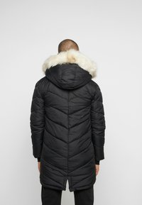 Sixth June - WITH FUR ALL AROUND - Parka - black - 3