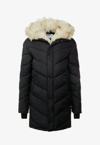 Sixth June - WITH FUR ALL AROUND - Parka - black - 5